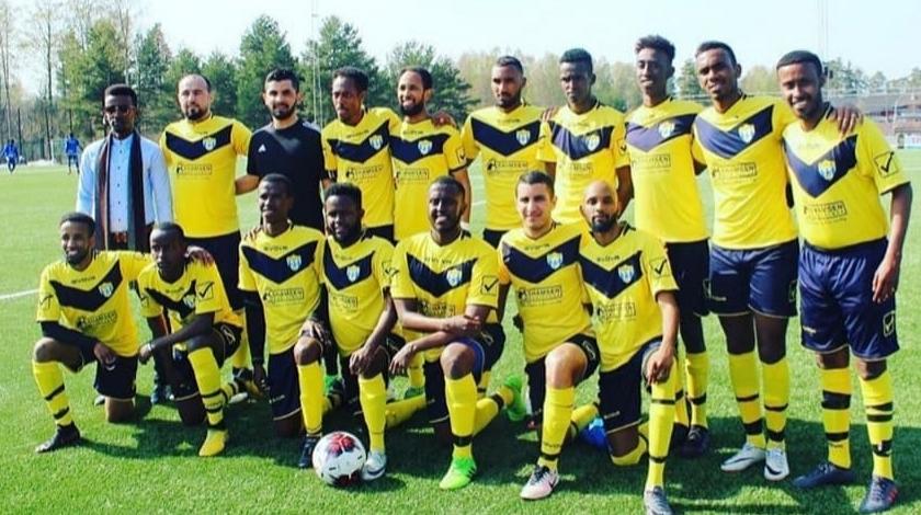 Swesom FC från Borlänge.